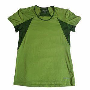 Brooks for women sz L short sleeve running top